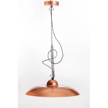 Lampa industrialna GUCIO 44 MIEDŹ