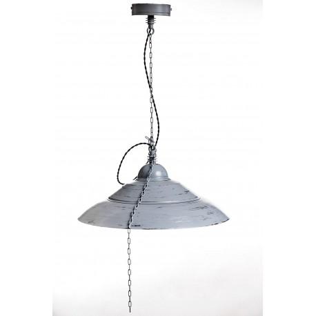 Lampa loftowa TRE BIAŁA /HANDMADE/
