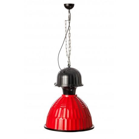 Lampa loftowa ASSIA INDUSTRIAL CZERWONO-MIEDZIANA /HANDMADE/