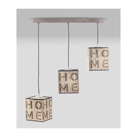 Lampa PROWANSALSKA wisząca SONOMA HOME CUBE 3L