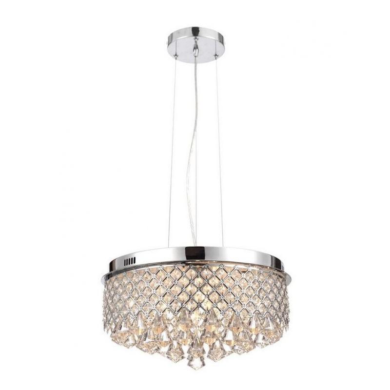 Lampa wiszaca kryształowa DIANA 7P 40 LED