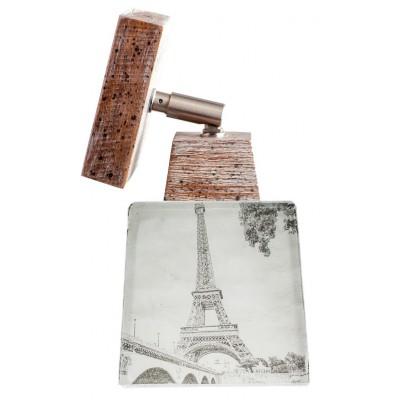 Kinkiet w stylu prowansalskim SONOMA PARIS B&W