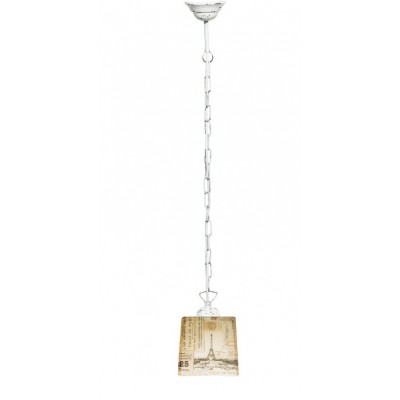 Lampa PROWANSALSKA wisząca na łańcuchu SCANDIA FRANCE