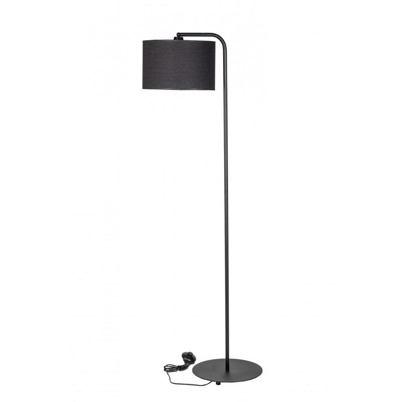 SCORPION BLACK - LAMPA PODŁOGOWA
