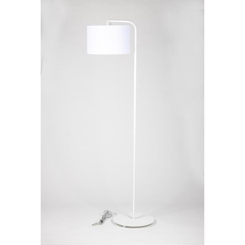 SCORPION WHITE - LAMPA PODŁOGOWA