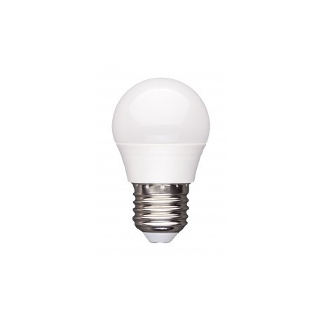 Żarówka LED E27 6W Kulka barwa ciepła