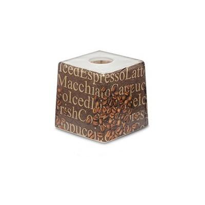 Klosz do lampy COFFEE Ręcznie dekorowany