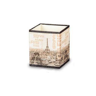 Abażur PARIS CUBE Ręcznie dekorowany
