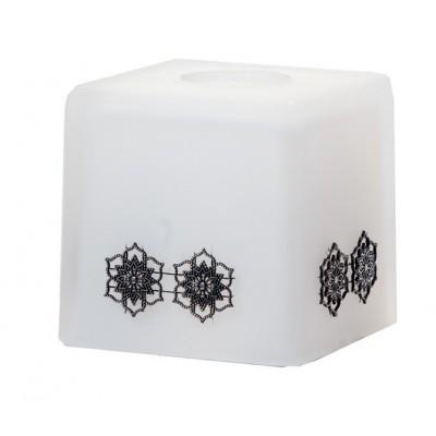 Klosz do lampy PROWANSALSKI DECOR II Ręcznie dekorowany