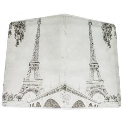 Klosz do lampy PARIS B&W Ręcznie dekorowany