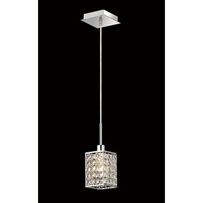 Lampa wisząca nowoczesna BETTY CRISTAL 1L