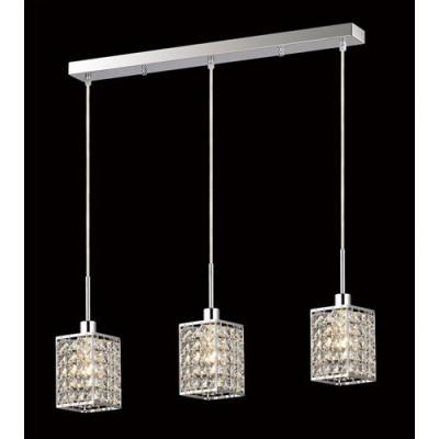 Lampa wisząca nowoczesna BETTY CRISTAL 3L