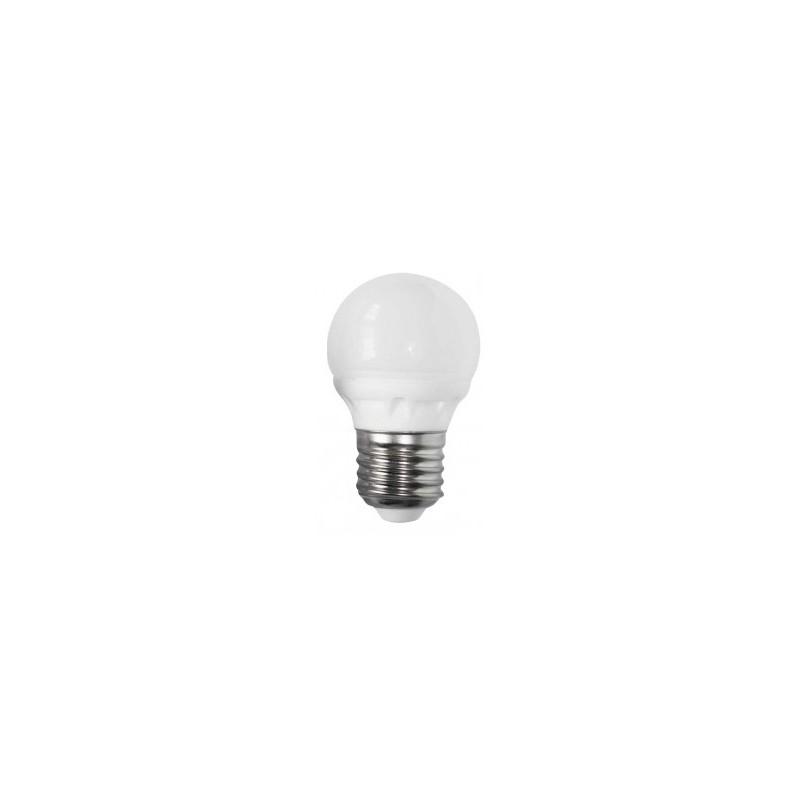 Żarówka LED E27 4W Kulka