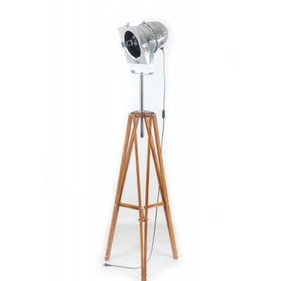 Lampa LOFTOWA podłogowa LOFT M BROWN