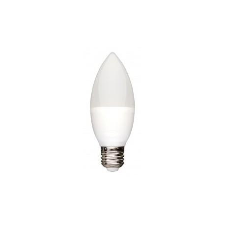 Żarówka LED E27 6W świecowa barwa ciepła