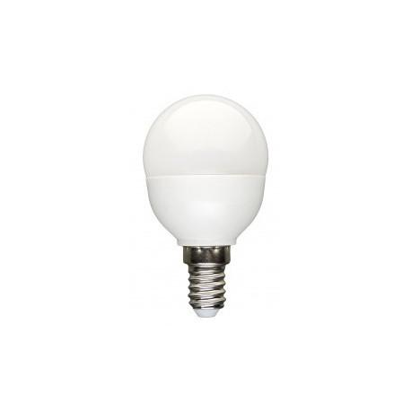 Żarówka LED E14 6W kulka barwa ciepła