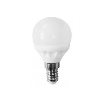 Żarówka LED E14 4W Kulka barwa ciepła