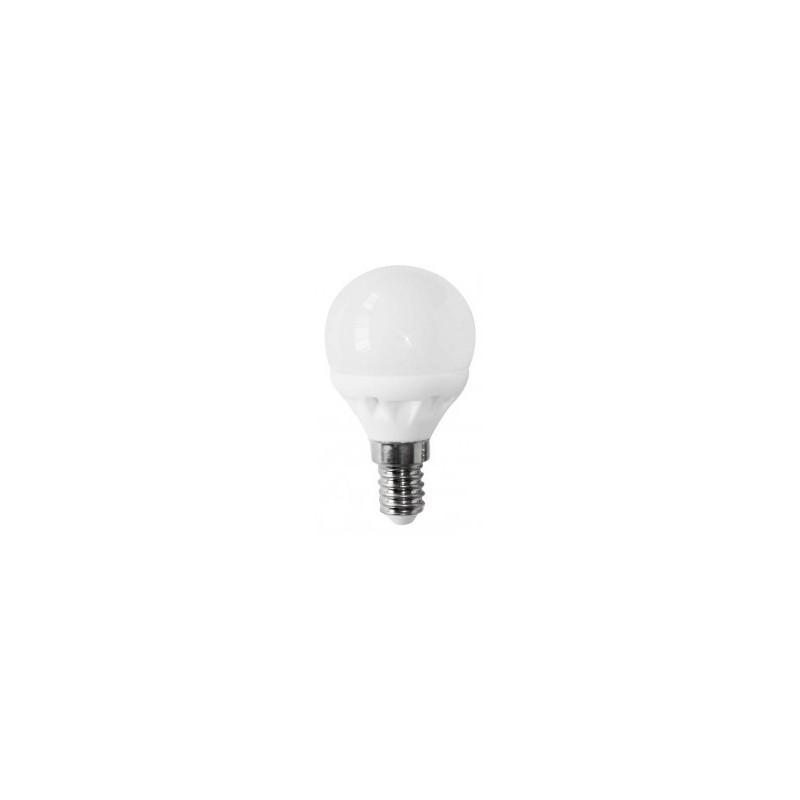 Żarówka LED E14 4W Kulka