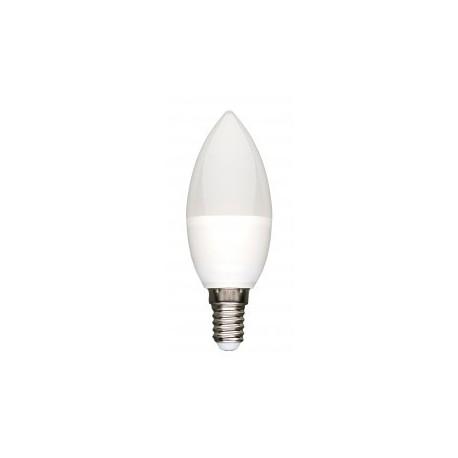 Żarówka LED E14 6W świeczka barwa ciepła