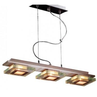 Lampa wisząca nowoczesna PIAZZA 3L
