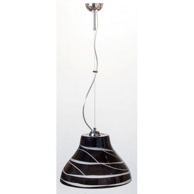 Lampa wisząca BELL CZARNA