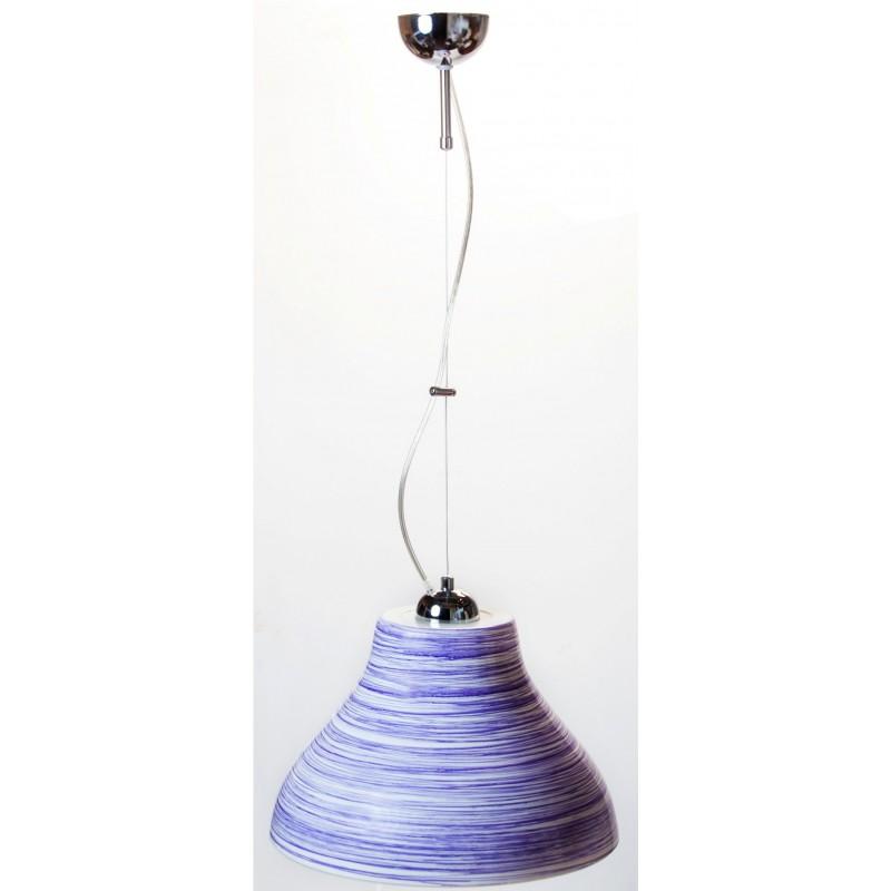Lampa wisząca BELL NIEBIESKA