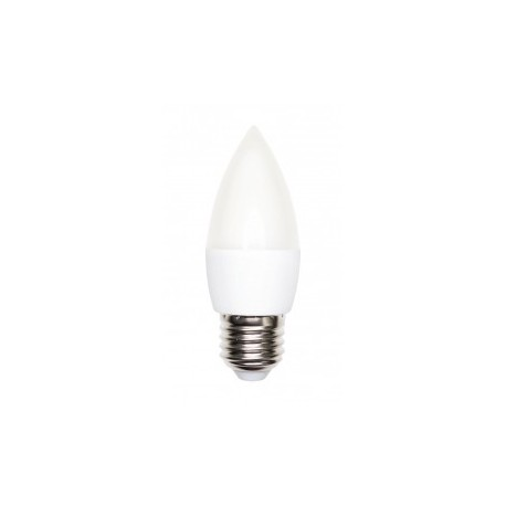 Żarówka LED E27 6W świecowa barwa zimna
