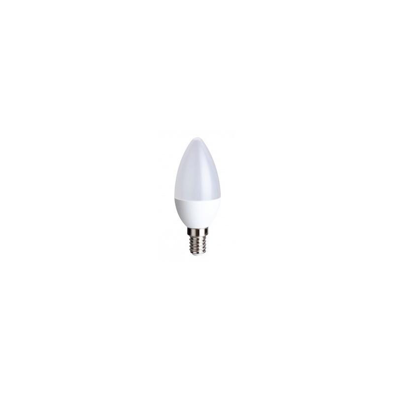 Żarówka LED E27 6W świecowa