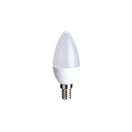 Żarówka LED E14 7W świecowa barwa zimna