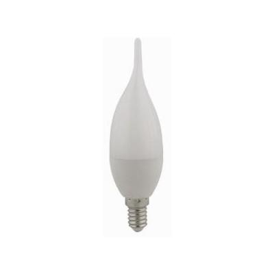 Żarówka LED E14 6W świeczka decor barwa ciepła