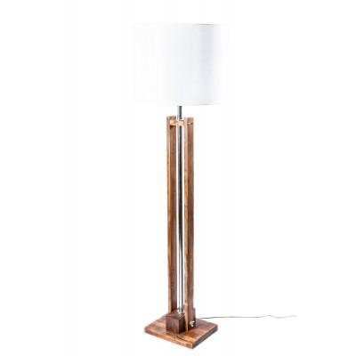 Lampa podłogowa CLASSIC brown
