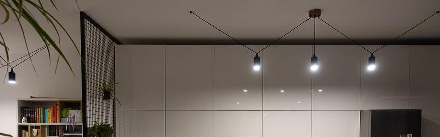 Lampy Wiszące Pająki Testerbis - producent oświetlenia Pszczyna sklep z lampami hurtownia Bielsko Biała Żywiec Żory Tychy Oświęcim Jastrzębie
