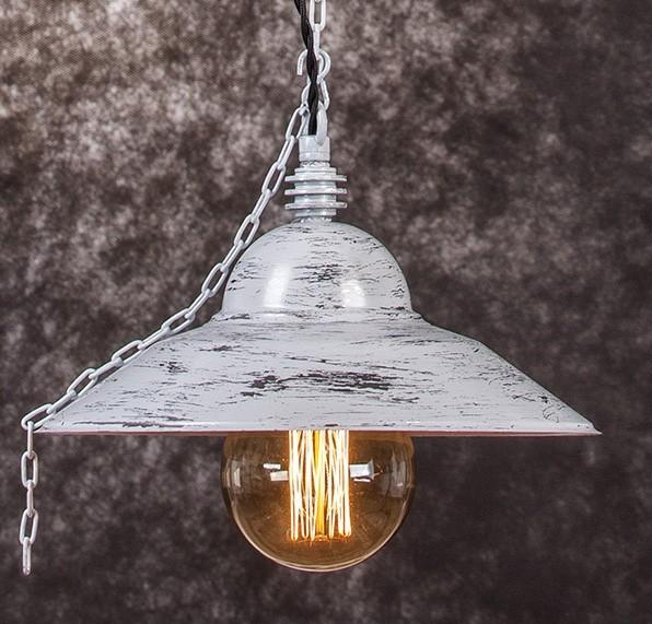 Lampy industrialne - loftowe